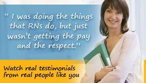 Nursing Testimonial